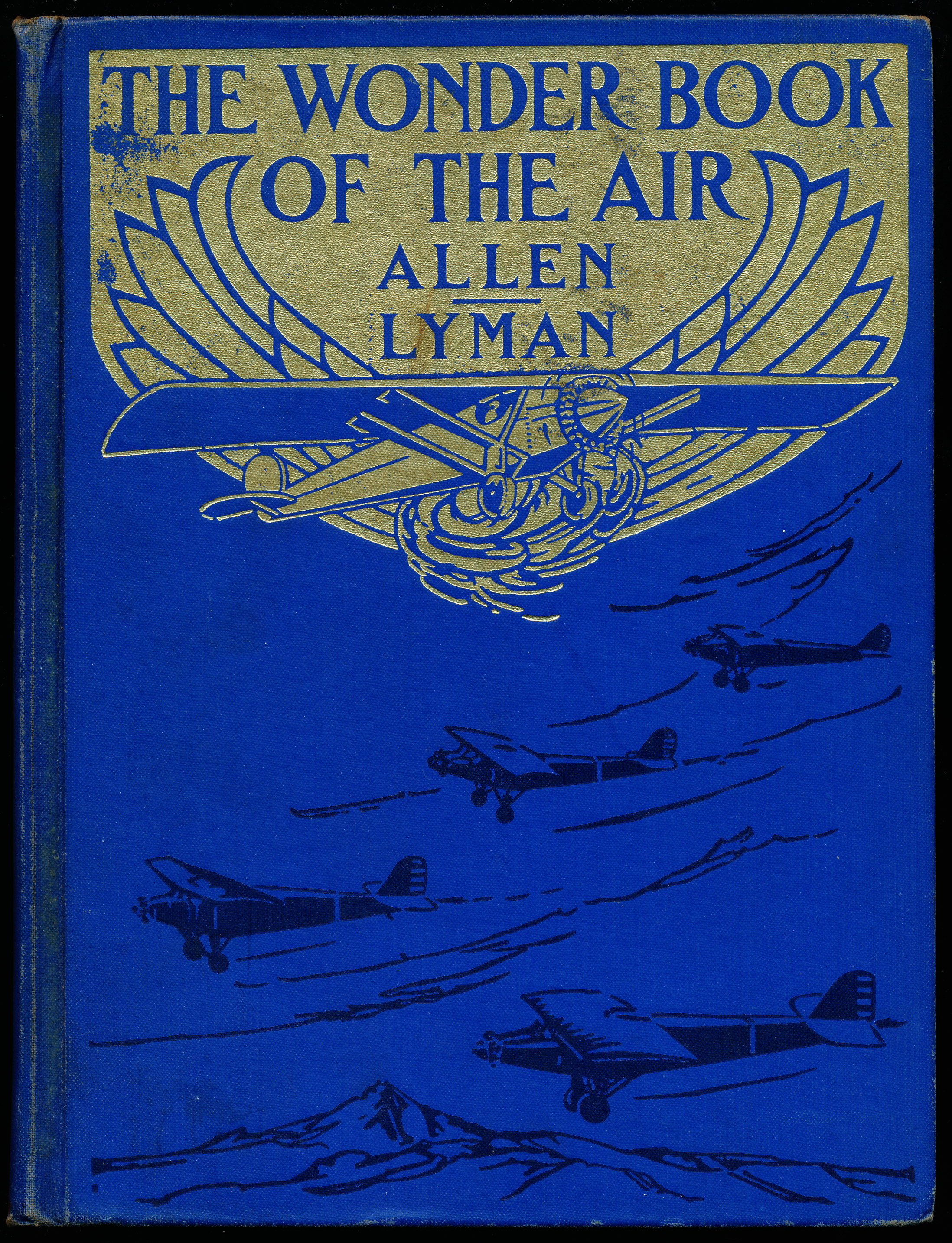 Image for THE WONDER BOOK OF THE AIR.