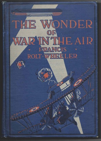 Image for THE WONDER OF WAR IN THE AIR.