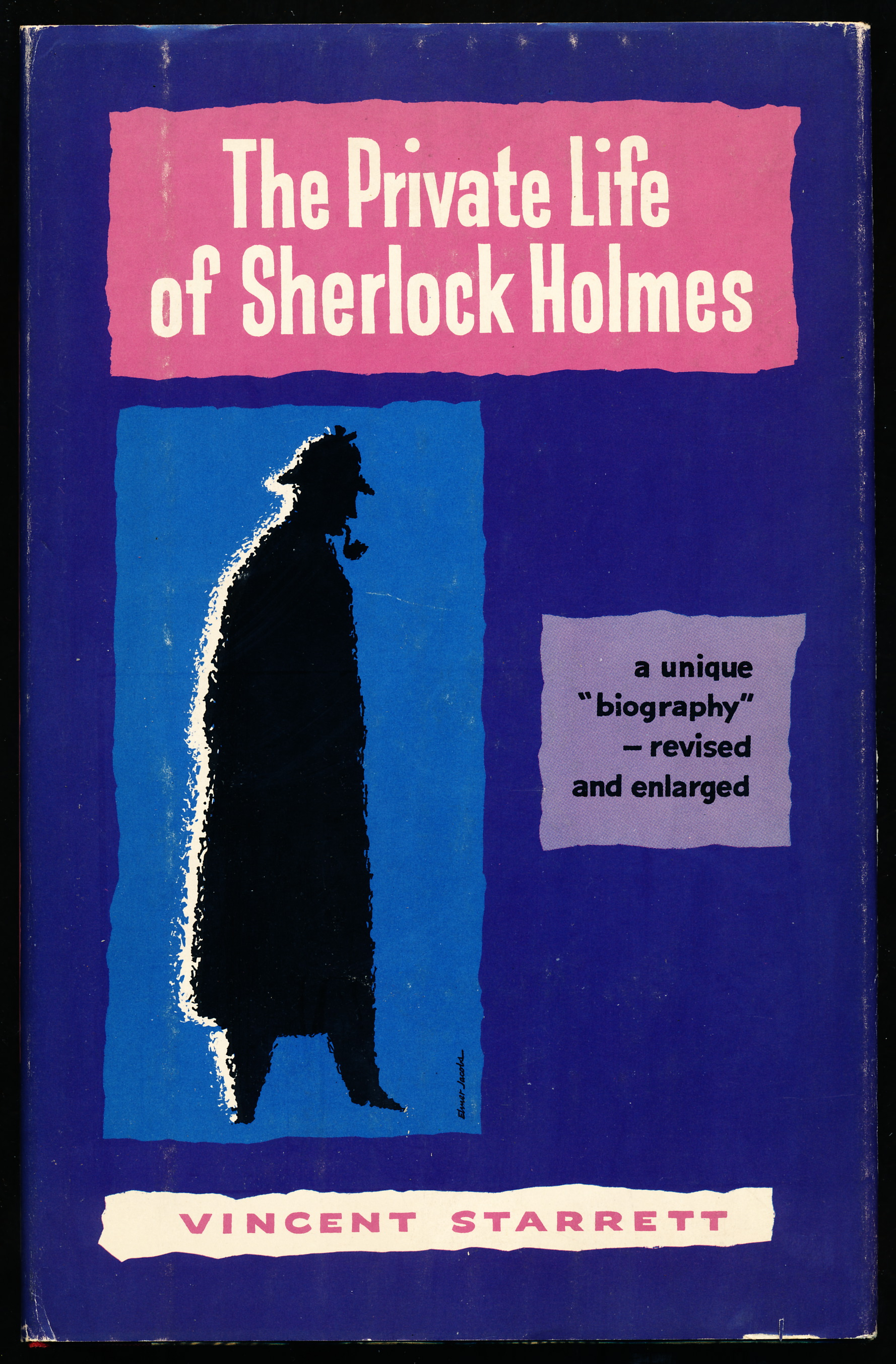 Image for THE PRIVATE LIFE OF SHERLOCK HOLMES. Revised and Enlarged