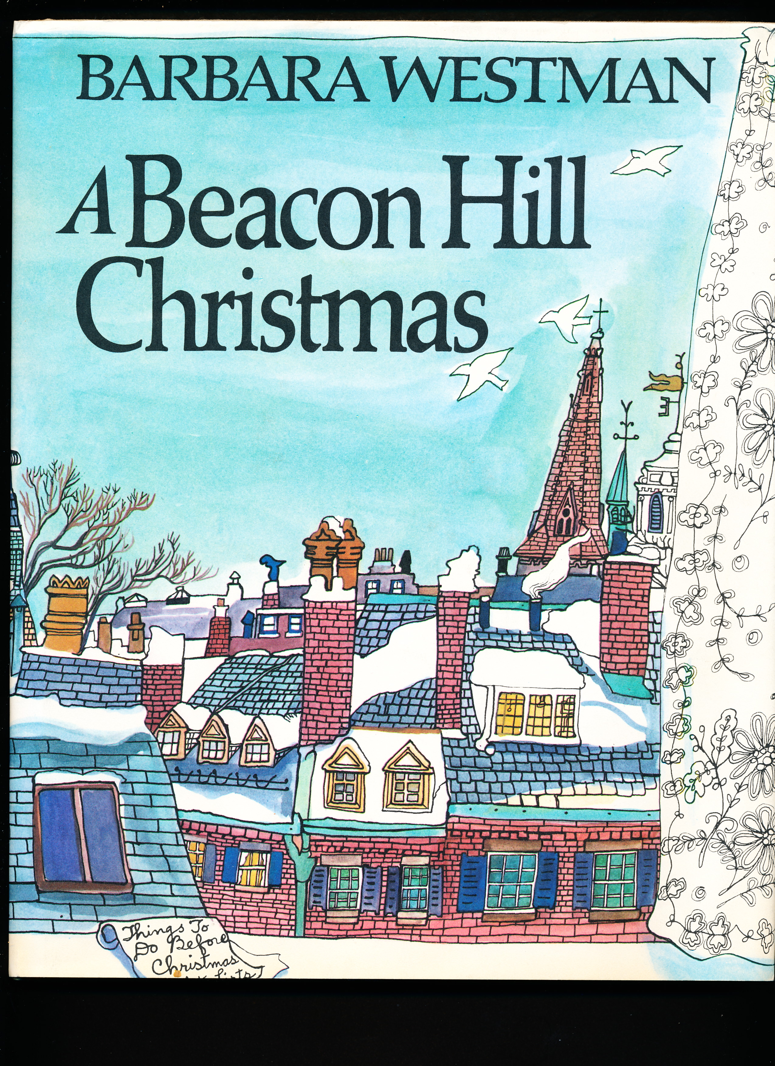 Image for A BEACON HILL CHRISTMAS