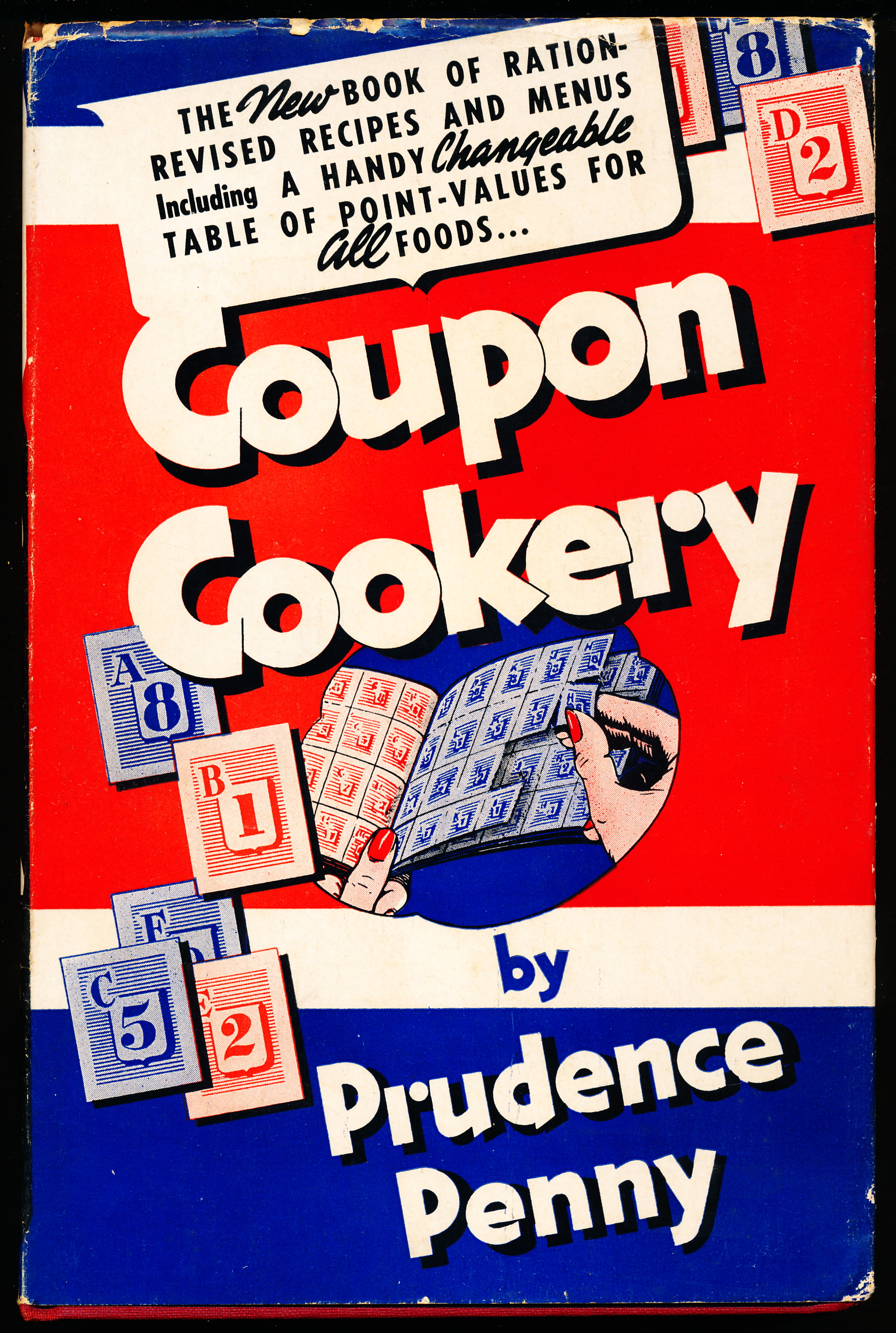 Image for COUPON COOKERY.