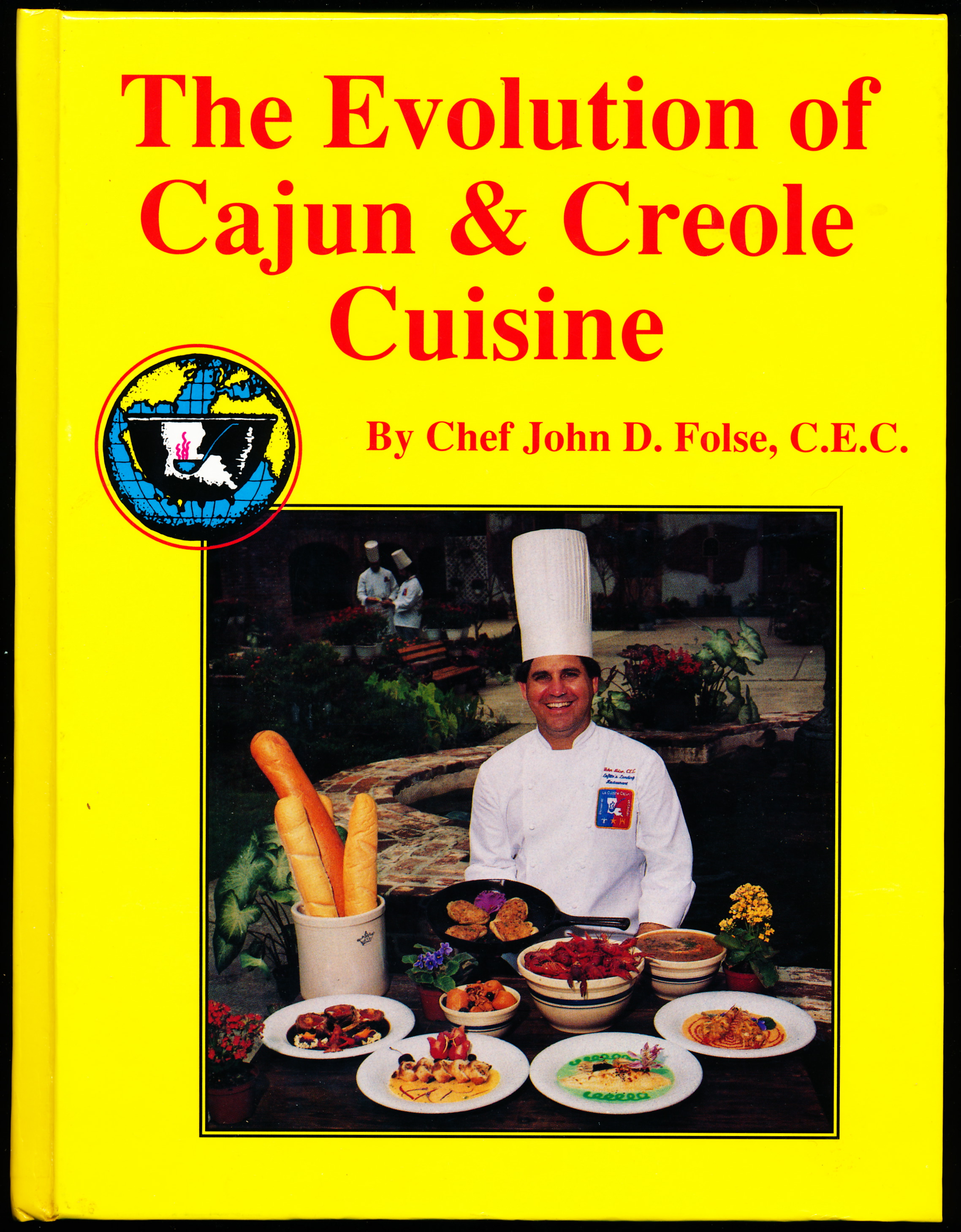 Image for THE EVOLUTION OF CAJUN AND CREOLE CUISINE